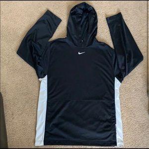 Nike Hoops Hoodie - Men's Size L